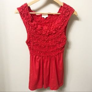 4 for $25 Anthropologie | Deletta Top